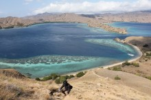 Sailing Komodo Start Lombok