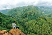 Tebing Keraton dan Hutan Kota Juanda Satu Hari