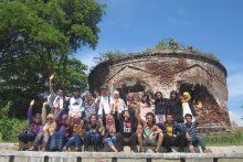 Wisata Pulau Cipir Kelor Onrust