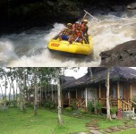 Wisata Rafting dan Meeting Cisadane 2D1N