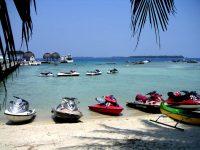 Resort Pulau Bidadari Kepulauan Seribu
