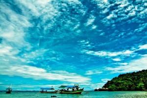 open trip pulau pahawang