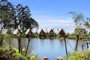 Bosscha dan Dusun Bambu