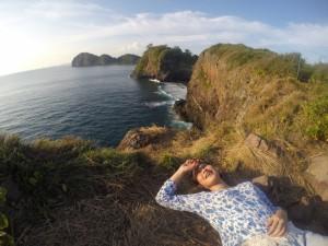 pulau sangiang tripsantai
