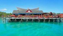 Wisata Pulau Derawan Labuan Cermin 4D3N