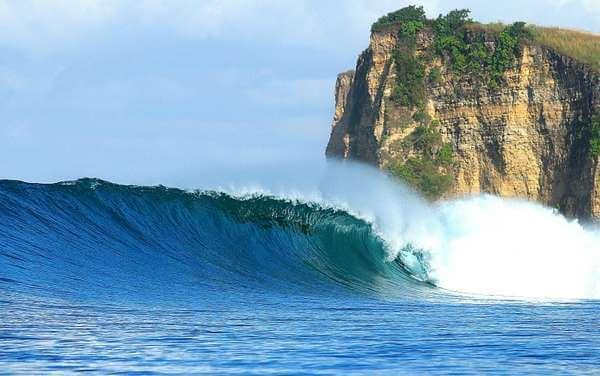 pantai plengkung trip santai