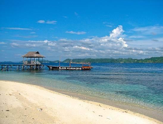 pulau taipi trip santai