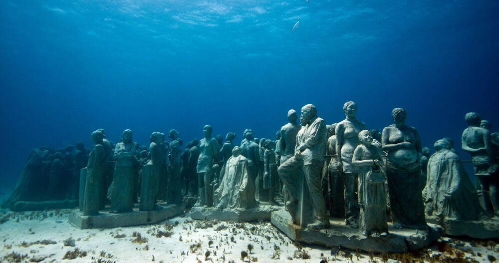 wisata laut dunia