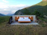 Hotel Tanpa Atap Tanpa Dinding, Namun Tetap Di Booking Banyak Wisatawan