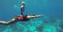 Freediver Termuda di Dunia Berumur 3 Tahun !