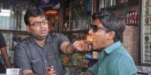 Wisata Kuliner Makan Api di India